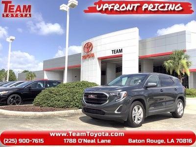 2020 Gmc Terrain Sle Baton Rouge La Area Toyota Dealer Serving